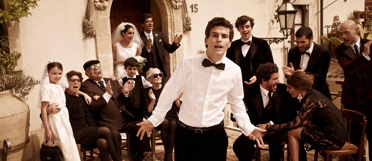 Сценарий свадьбы на Сицилии: Как в кино