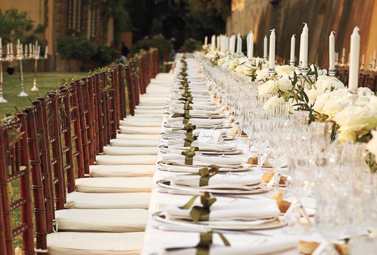 Сценарий свадьбы на Сицилии: Королевская элегантность