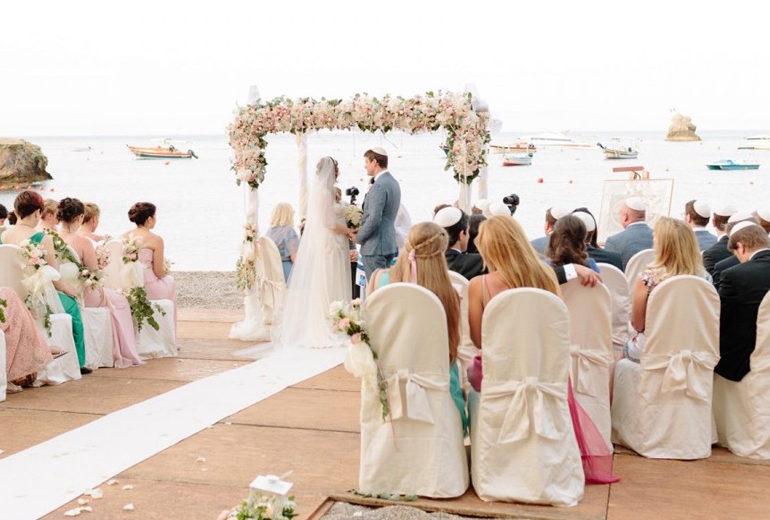 Сценарий свадьбы на Сицилии: средиземноморская романтика