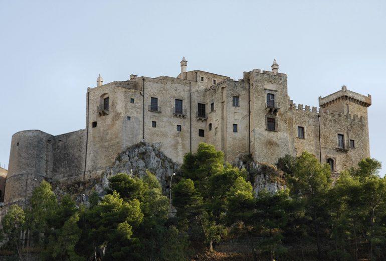 Легенда о приведение замка Карини