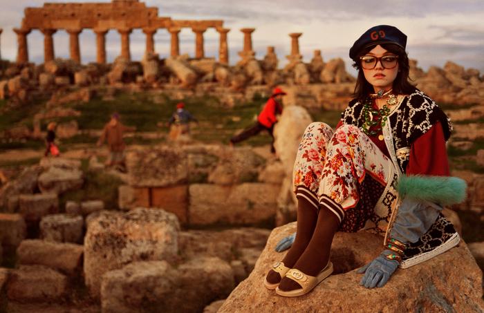 Gucci на Сицилии