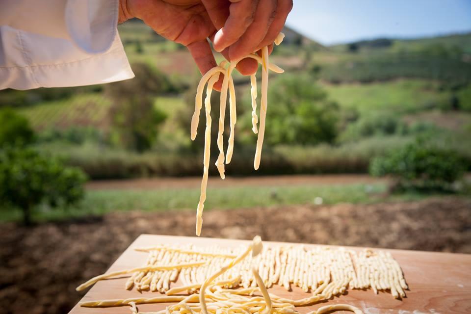 Кулинарный мастер-класс на Сицилии