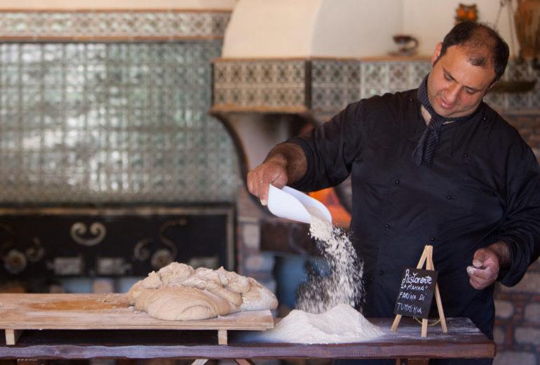 Кулинарный мастер класс на Сицилии