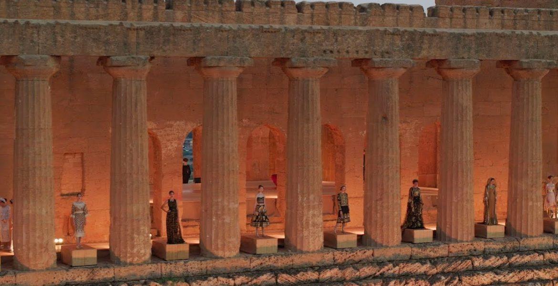 D&G снова на Сицилии со своим показом
